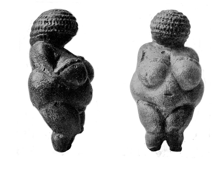 Venus of Willendorf Wellcome
