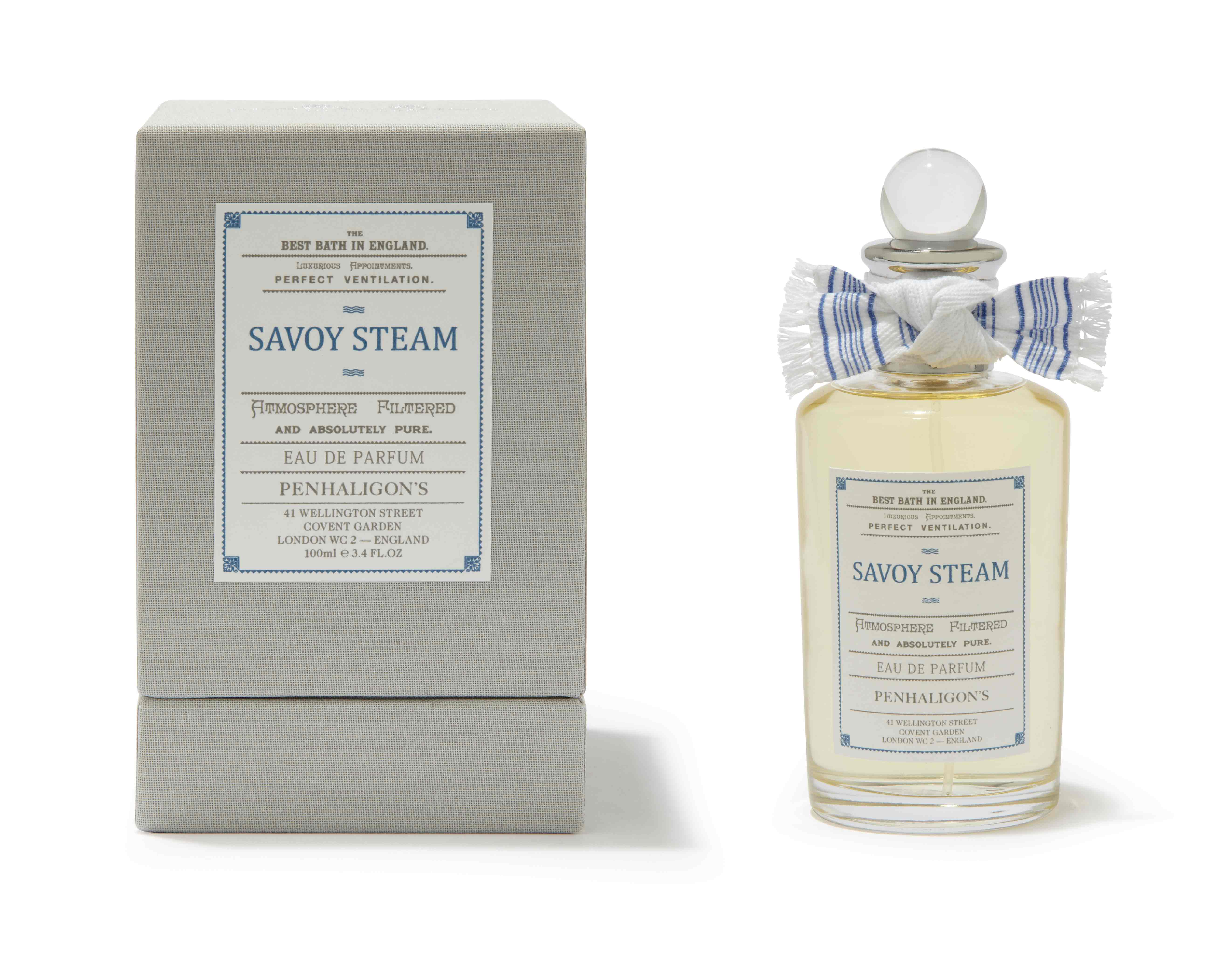 Penhaligon's, Savoy Steam